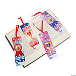 Valentine Exchange Bookmarks