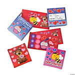 Valentine Filled Sticker Boxes