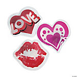 Valentine Light-Up Badges