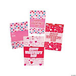 Valentine Mini Treat Bags with Tape