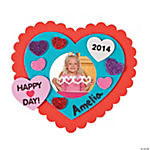 2014/2015 Valentine Picture Frame Craft Kit