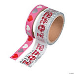 Valentine Washi Tape Set