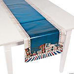 Vintage Patriotic Table Runner