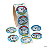 Virtues For Ewe Roll of Stickers