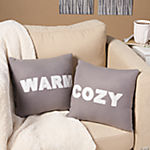 Warm & Cozy Pillow Set