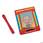 Warren Whiskers Magnetic Hair Games