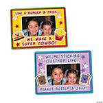 We Go Together Picture Frame Magnet Craft Kit