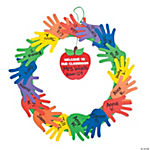 Welcome to Class Hand Wreath Craft Kit