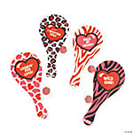 Wild About You Paddleball Games