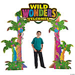 Wild Wonders VBS Archway Stand-Up