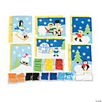 Winter Wonderland Sand Art Sets