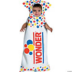 Wonder Bread Bunting Kid's Costume