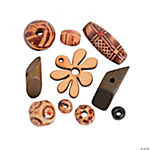 Wood Bead Assortment