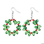 Wreath Earring Craft Kit