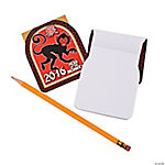 Year of the Monkey Notepads