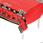Year of the Monkey Tablecloth