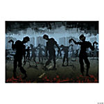 Zombies Backdrop Banner