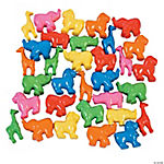 Zoo Animal Pony Beads