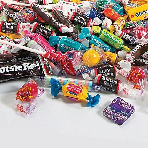 Bulk Candy as low as 3¢ per piece!