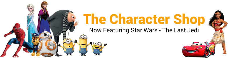 The Character Shop - A One-stop-shop for all the most popular characters!