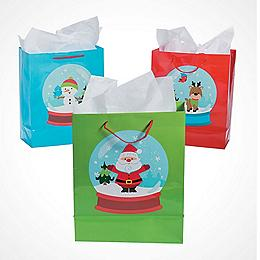 Gift Bags & Treat Bags