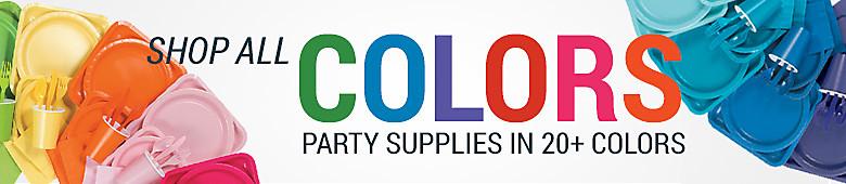 Solid Color Tableware Sale
