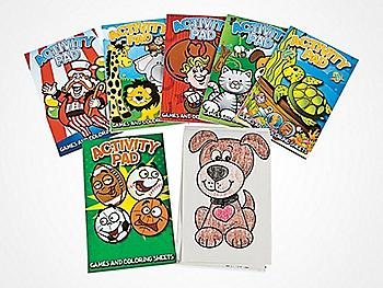 Kids Coloring & Activity Books