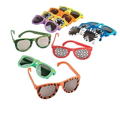 Novelty Sunglases