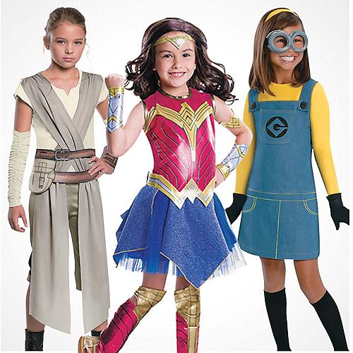 girls costumes - Halloween Cotsumes