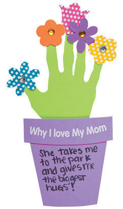 100+ Mother's Day Crafts