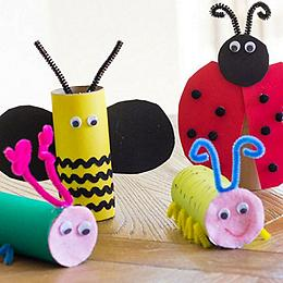 Crafts for kids craft supplies beading scrapbooking for Fun arts and crafts for 8 year olds