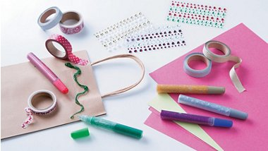 Craft Supplies Galore