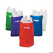 Assorted Plastic Bags