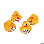 February Rubber Duckies