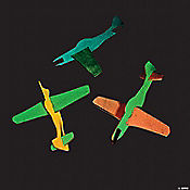 Glow-in-the-Dark Gliders