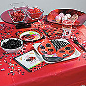 Little Ladybug Party Supplies