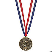 """1st Place"" Gold Medal"