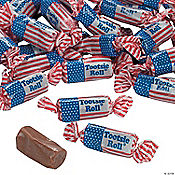 Tootsie Roll® USA Flag Midgees Candies