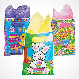2018 easter party supplies perfect ideas for easter parties treat bags negle Image collections