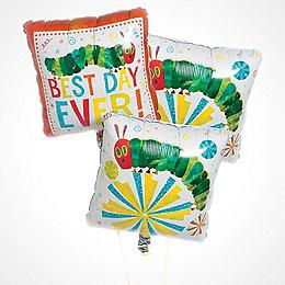 Eric Carle's The Very Hungry Caterpillar? Mylar Balloons