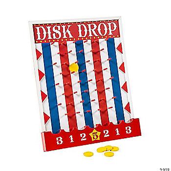 Disk Drop Game