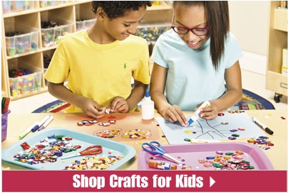 Wholesale craft supplies wholesale teaching supplies for Craft kits for kids in bulk