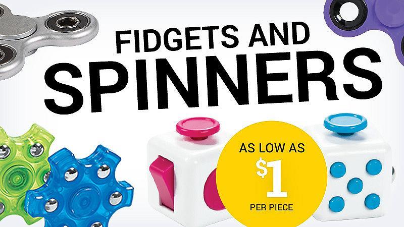 Discover Fidget Toys