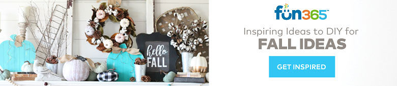 Creative Fall Ideas By Fun365