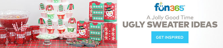 Fun365 - Ugly Sweater Ideas - Get Inspired