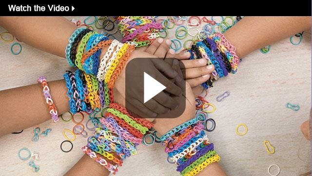 Fun Loops Rubber Band Bracelets Rubber Bands For Bracelets