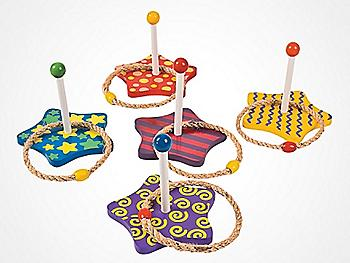 Bean Bags & Ring Toss