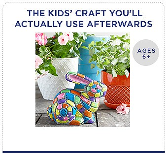 The Kids Craft You'll Actually Use Afterwards