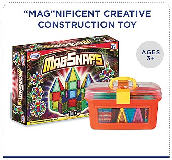 Magnificint Creative Construction Toy