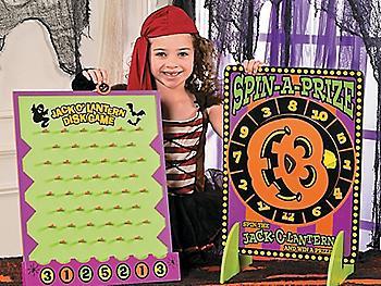 Halloween Toys & Games